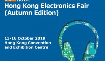 HKTDC Hong Kong Electronics Fair 2019 – Autumn Edition