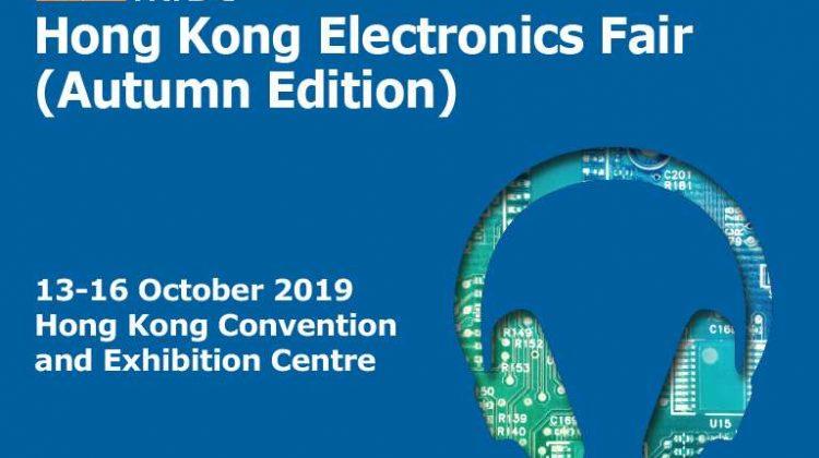 HKTDC Hong Kong Electronics Fair 2019 – Autumn Edition