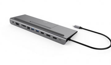 Laptop's essential accessory, Connetick's 11-in-1 Docking Station